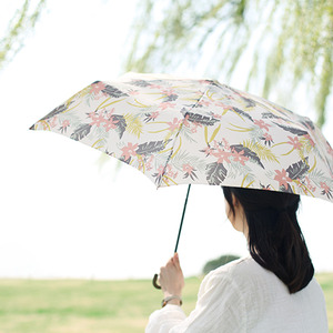 flower folding umbrella 우양산