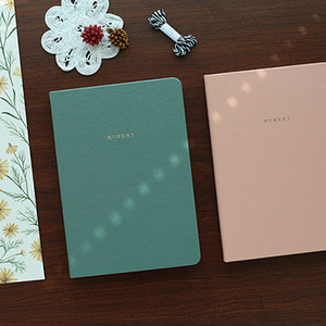 SET) 2018 MOMENT WEEKLY DIARY + 벽걸이 캘린더